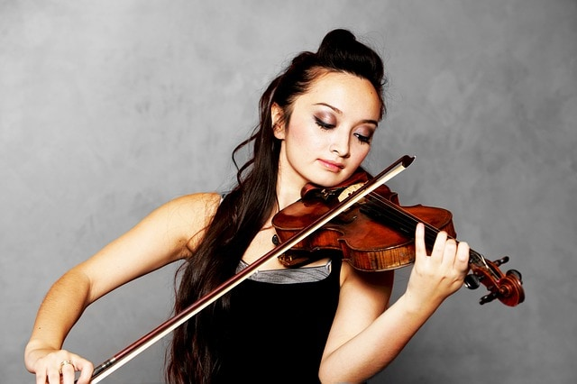 Jak vybrat housle - rady