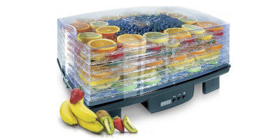 Srovnávací test a recenze nejlepších sušiček ovoce 2020