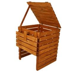 Dřevěný kompostér Gaboni