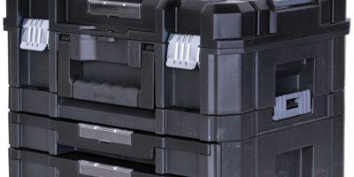 Nejlepší kufry na nářadí – testy a rady jak vybrat