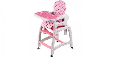Nejlepší dětská jídelní židlička 2021 + návod jak vybrat