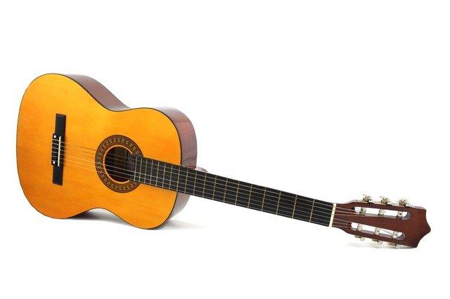 jaké existují typy kytar