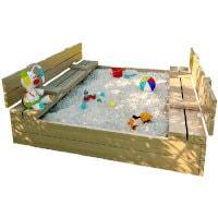 Nejlepší dřevěná a plastová dětská pískoviště 2020