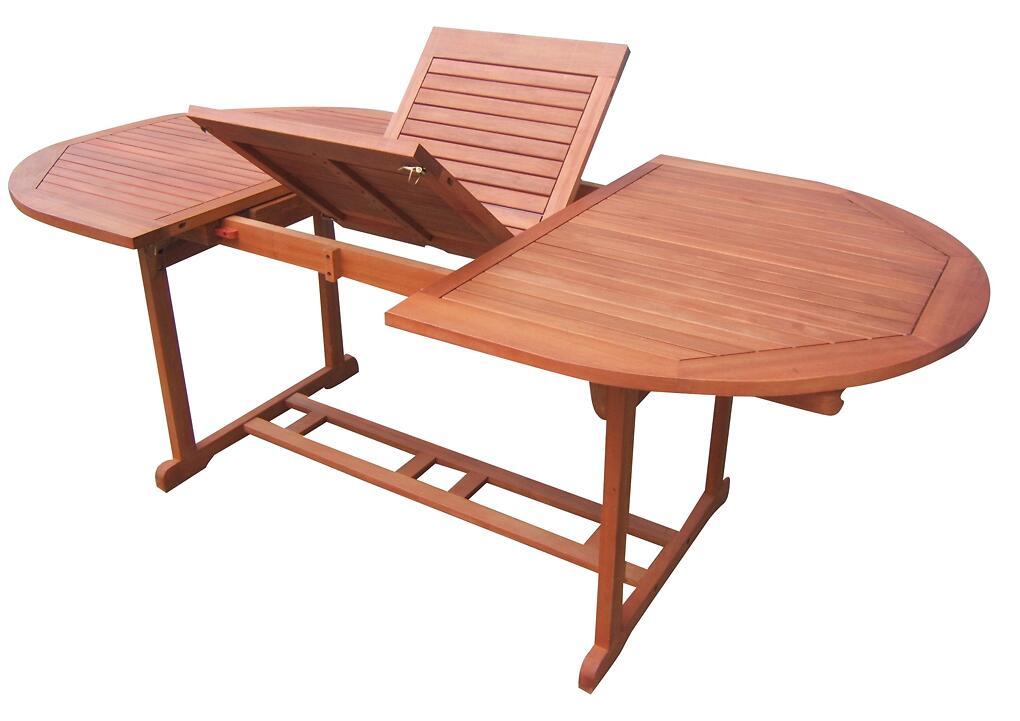 test Zahradní stolek Texim Burgis