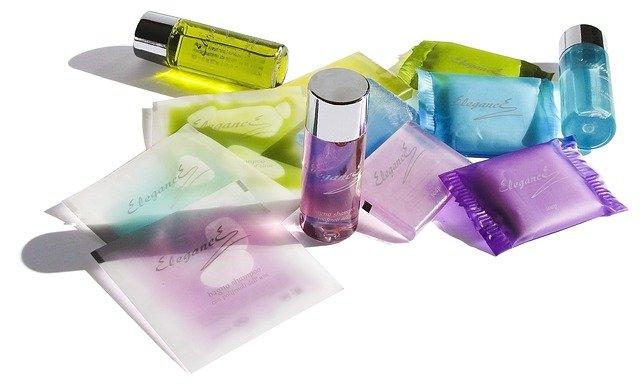 Četnost použití šamponu - test