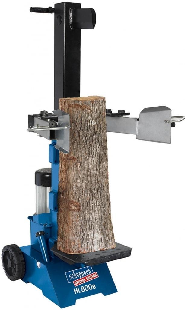 Jak vybrat štípače dřeva - rady