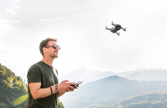 Jak vybrat drony