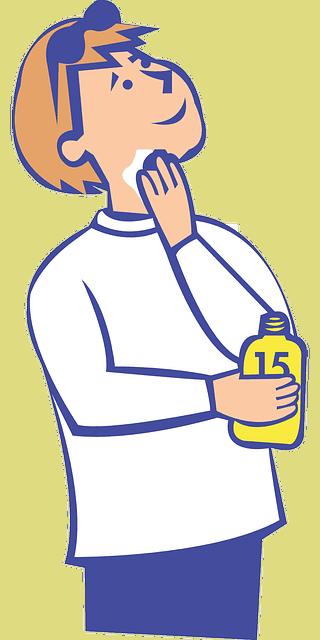 opalovací krémy Kmoři, na obličej, pro dítě