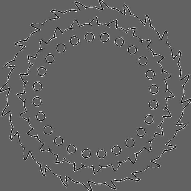 Rozměr a tvar brusné desky u brusek