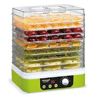 Srovnávací test a recenze nejlepších sušiček ovoce 2021