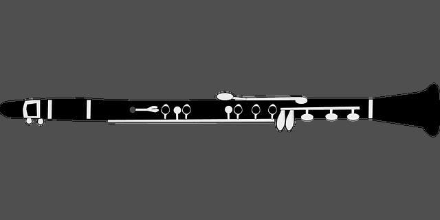 Typy klarinetů - vysvětlení