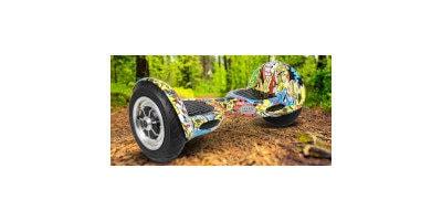 Nejlepší hoverboardy (kolonožky) 2021