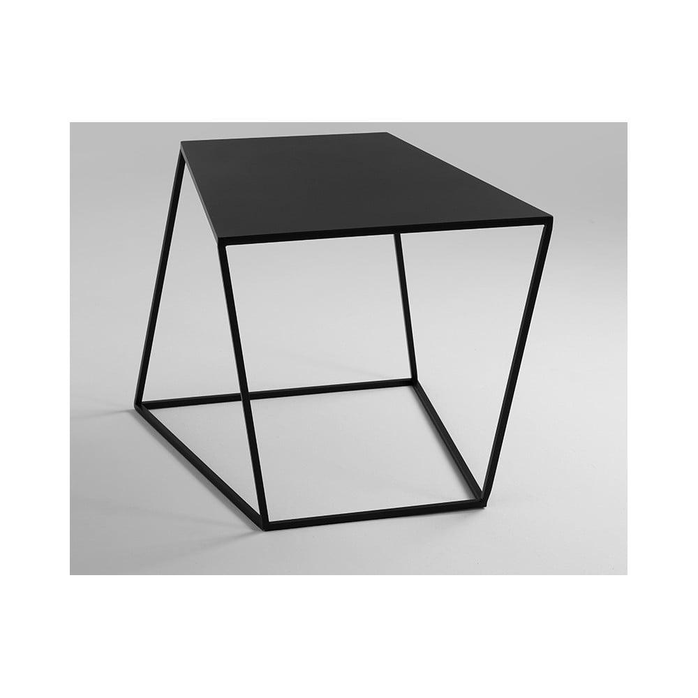 Černý konferenční stolek Custom Form Zak test