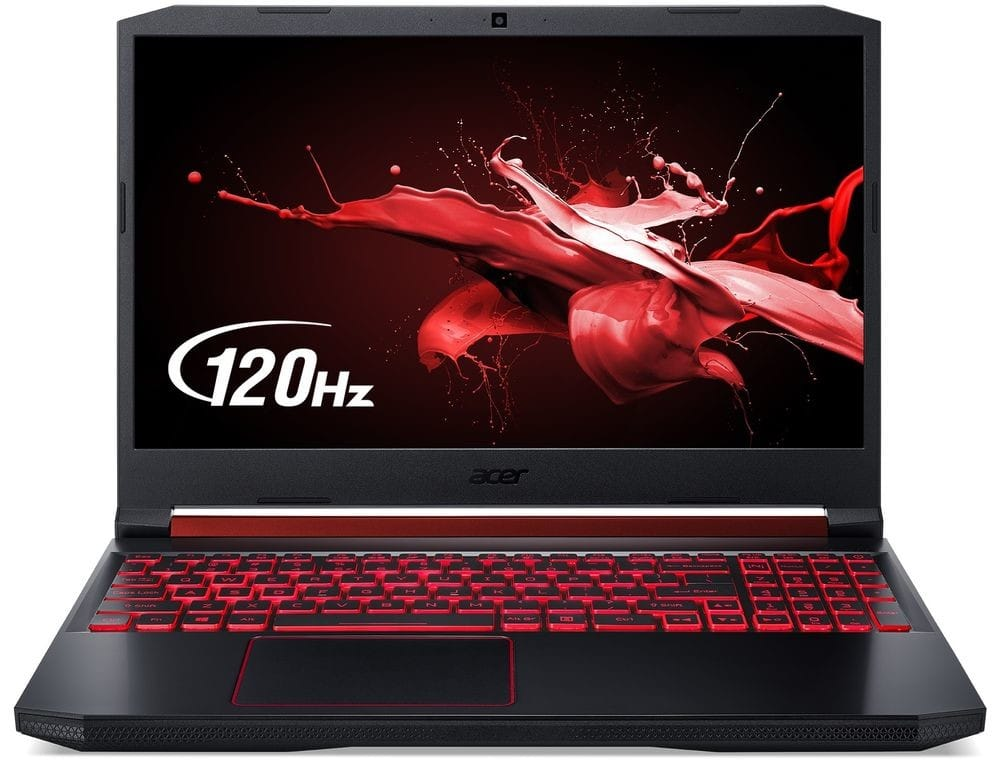 test herního notebooku Acer Nitro 5 NH.Q5BEC.00A