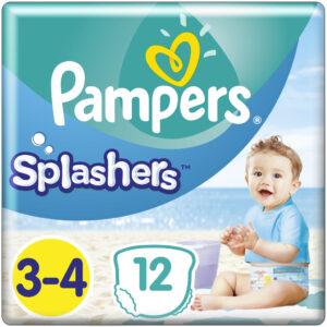 Pampers Pants Splashers – Nejlepší dětské pleny do vody