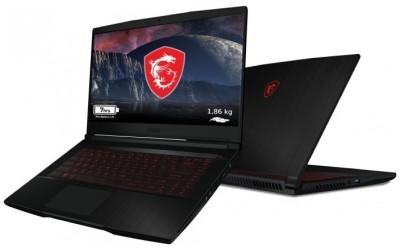 Herní notebook MSI GF63 Thin 10SCXR-410CZ – recenze a porovnání herních notebooků