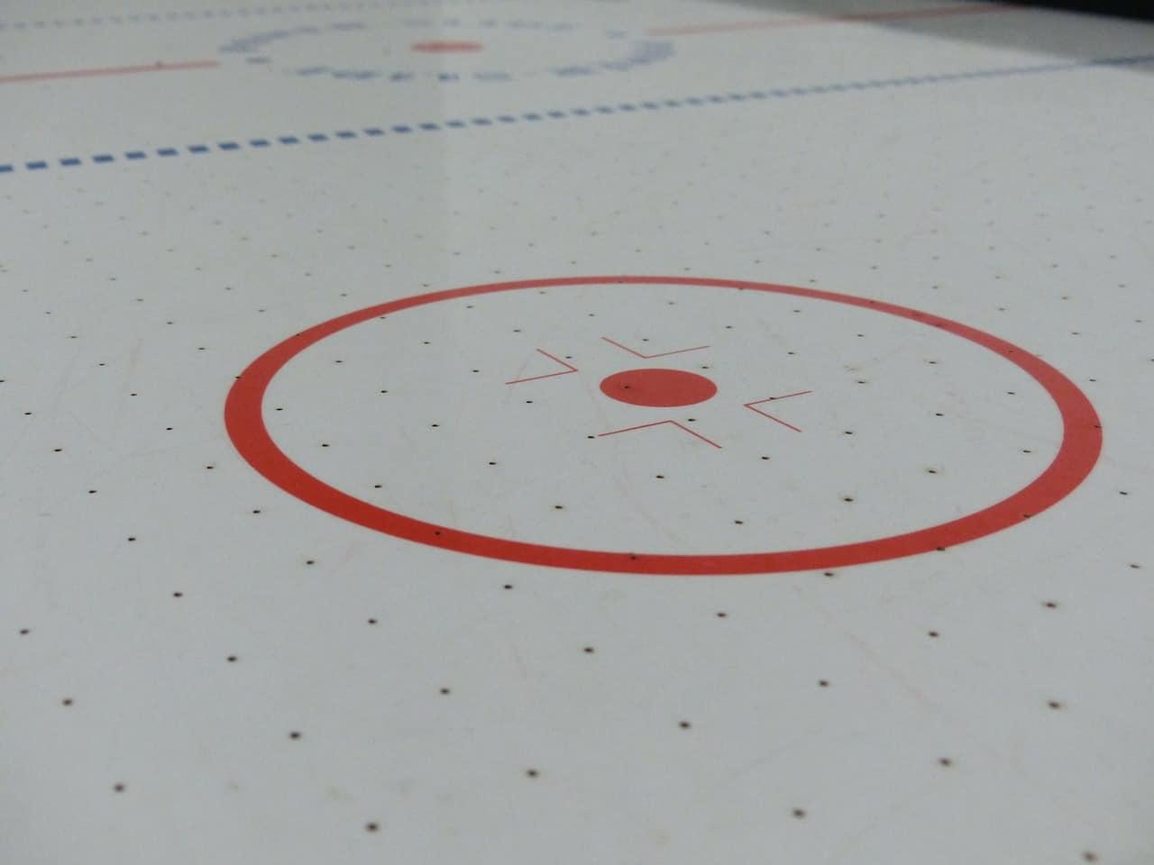Stolní hokej materiál