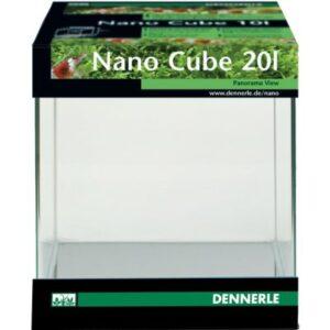 Recenze akvárium Dennerle NanoCube 20 l