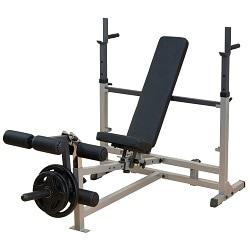 Nejlepší posilovací lavice Body-Solid GDIB46L