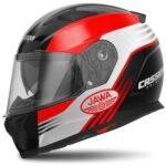Recenze helma na motorku Cassida Apex Jawa