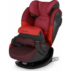 Nejlepší dětská autosedačka Cybex Pallas M Fix SL 2020 Rumba Red test a recenze