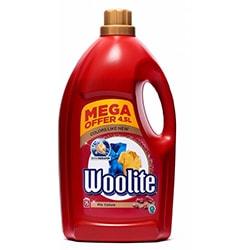 Nejlepší gel na praní Woolite Extra Color Protection test a recenze