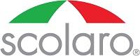Zahradní slunečníky - logo Scolaro