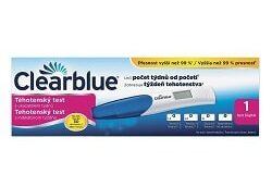 Clearblue digitální těhotenský test