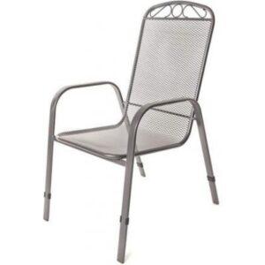 Recenze zahradní židle Happy Green ocelová