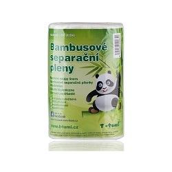 Nejlepší dětské pleny - T-tomi bambusové separační pleny