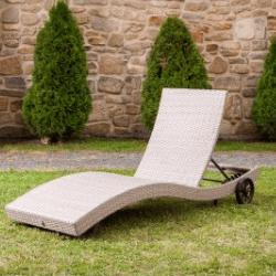 Recenze zahradní lehátko Dimenza Strasbourg