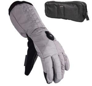 Zimní moto rukavice s vyhříváním