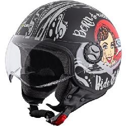 retro helma