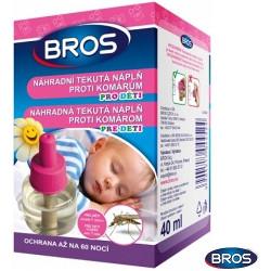 Recenze Bros elektrický odpařovač pro děti 40 ml 60 nocí