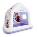 Recenze dětský domeček Intex Frozen