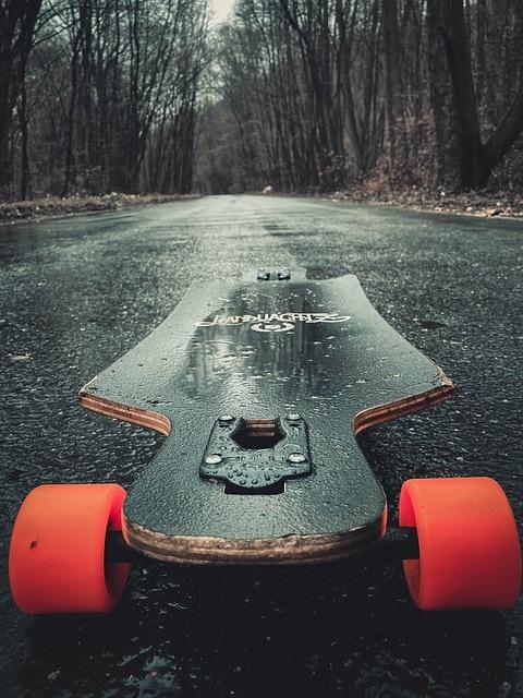 Elektro longboard