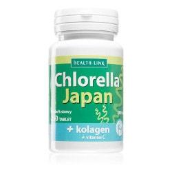Health Link Chlorella + kolagen