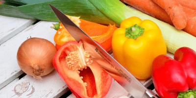 Nejlepší kuchyňské nože – test a recenze 2021