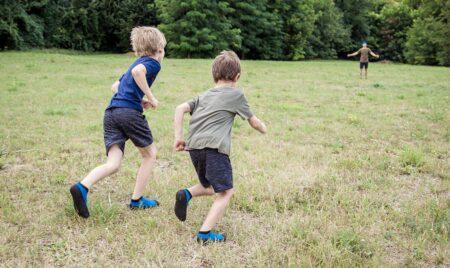 Nejlepší ponožkoboty děti
