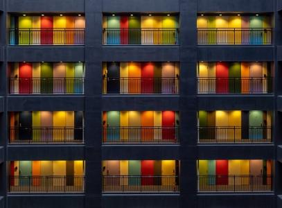 Vchodové dveře – mnoho barevných variant