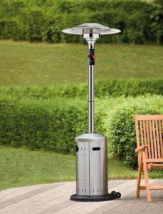 Venkovní plynový zářič Enders Polo 2