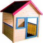 Recenze zahradní domek pro děti Woody