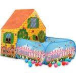 Recenze dětský domeček iPlay Farma