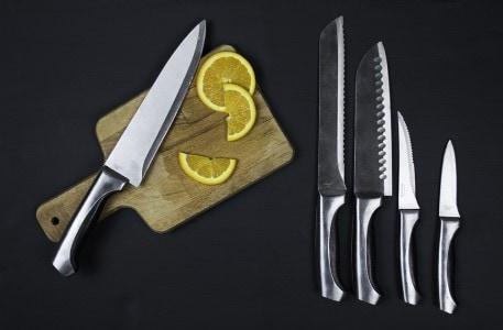 kuchyňské nože - recenze a srovnání