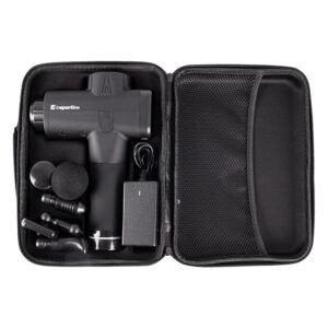 masážní pistole inSPORTline Rondys praktické balení