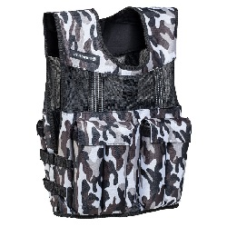 Nejlepší zátěžové vesty - inSPORTline Dracus 10 kg