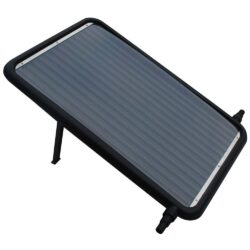 Recenze solárního ohřevu do bazénuHECHT 305810 solární ohřev vody