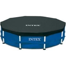 Krycí plachta na kulatý bazén Intex 3,66 m – recenze a porovnání krycích plachet na bazény
