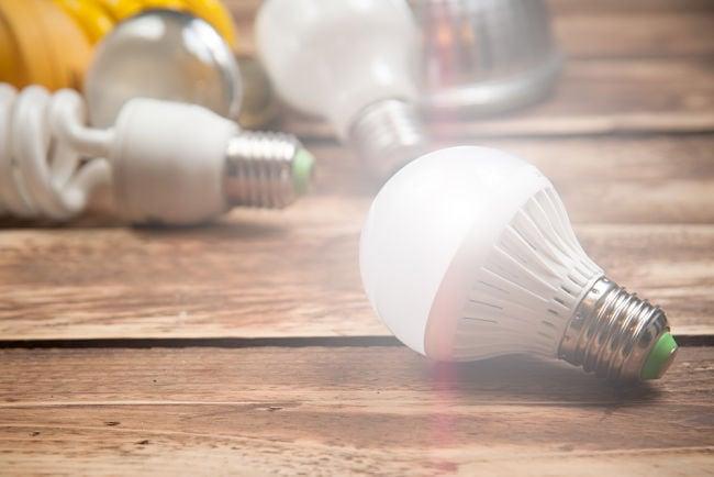 žárovka LED technologie