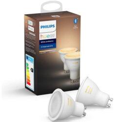 GU10 Philips Hue LED žárovky